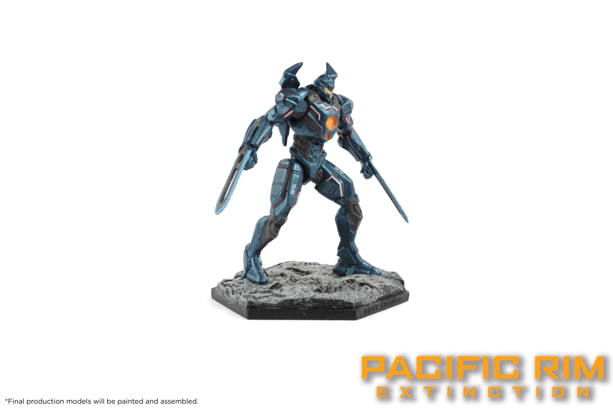 Kickstarter Exclusive bladed Gypsy Avenger for Pacific Rim: Extinction by River Horse