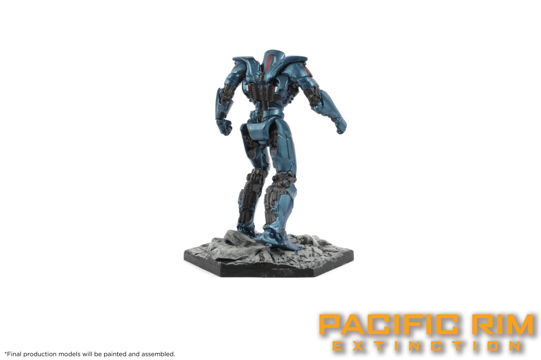 Gypsy Danger for Pacific Rim: Extinction by River Horse