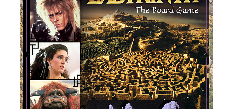 Jim Henson's Labyrinth the Board Game by River Horse