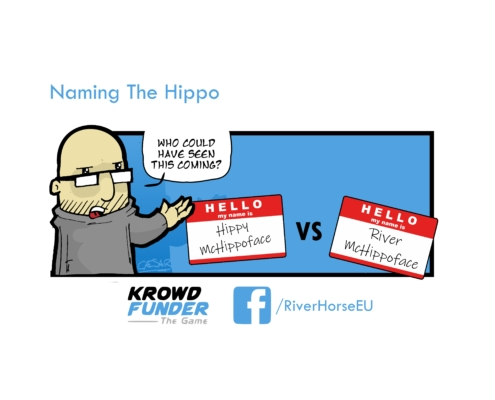 #5 - Naming the Hippo