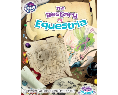 Bestiary of Equestria for Tails of Equestria by River Horse