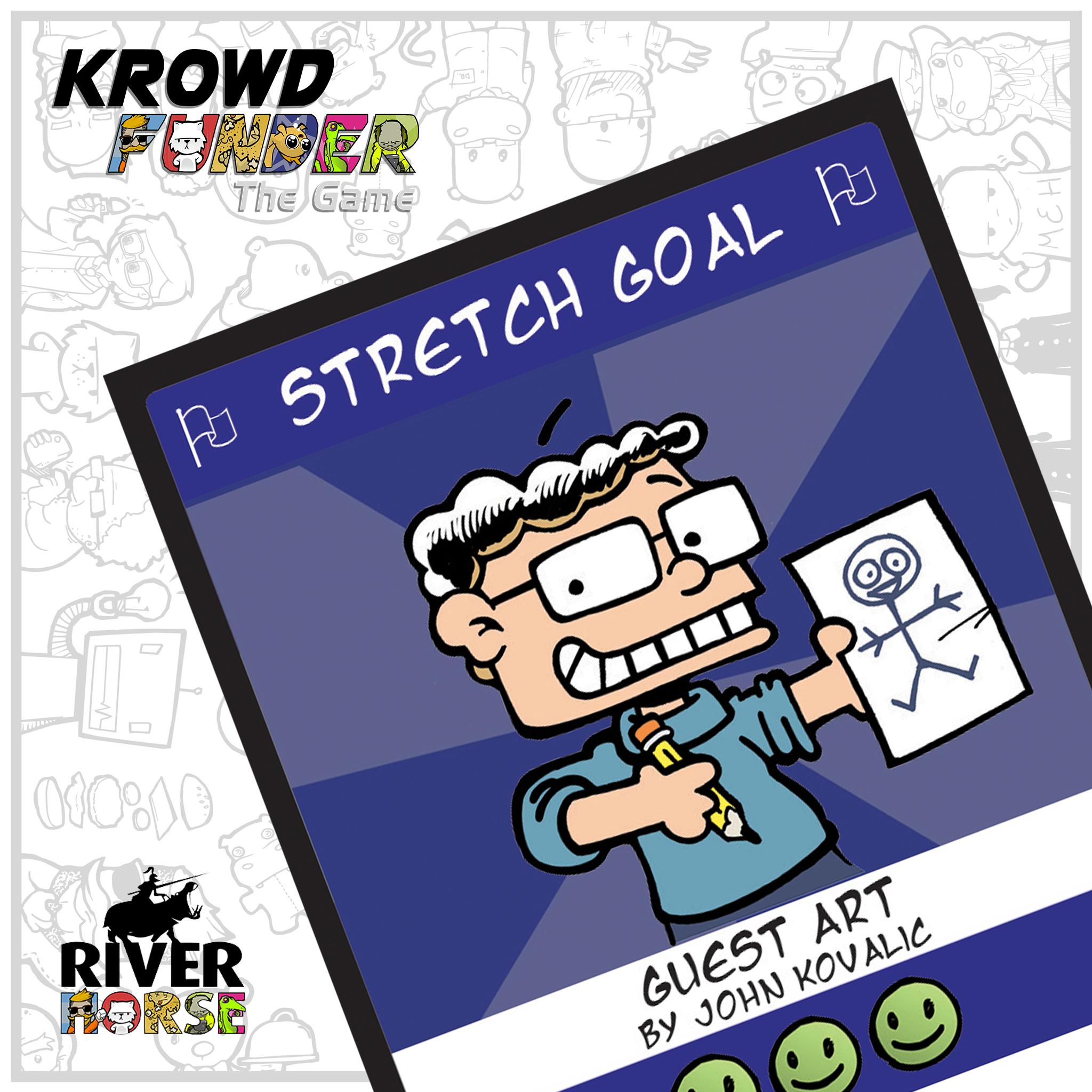 Stretch Goal -John Kovalic