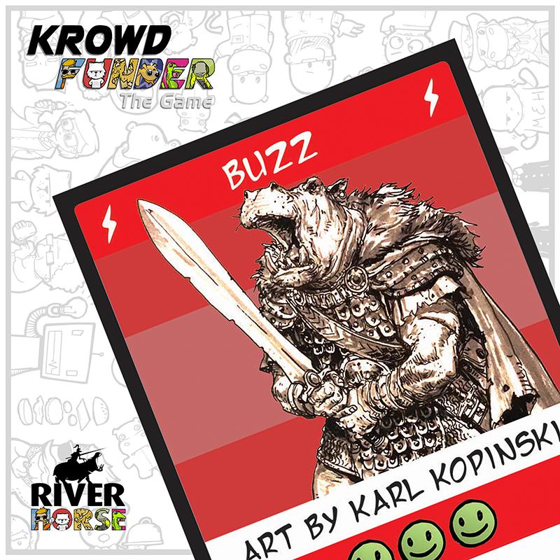 Buzz - Karl Kopinski