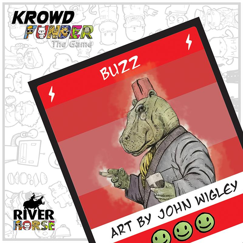Buzz - John Wigley