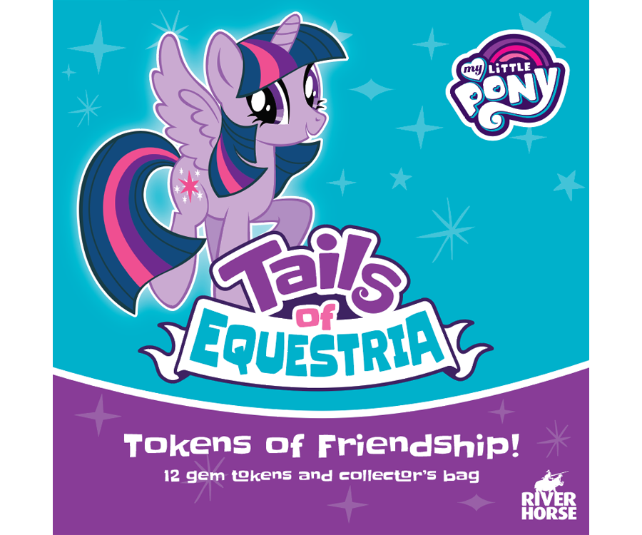 Tails of Equestria RPG Tokens of Friendship RHL440302 My Little Pony