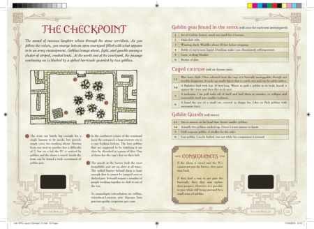 Labyrinth RPG - The Checkpoint