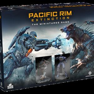 Pacific Rim: Extinction by River Horse