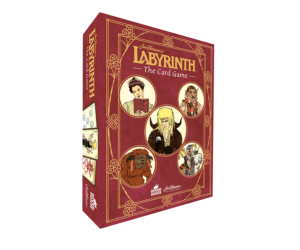 Jim Henson's Labyrinth: The Card Game by River Horse