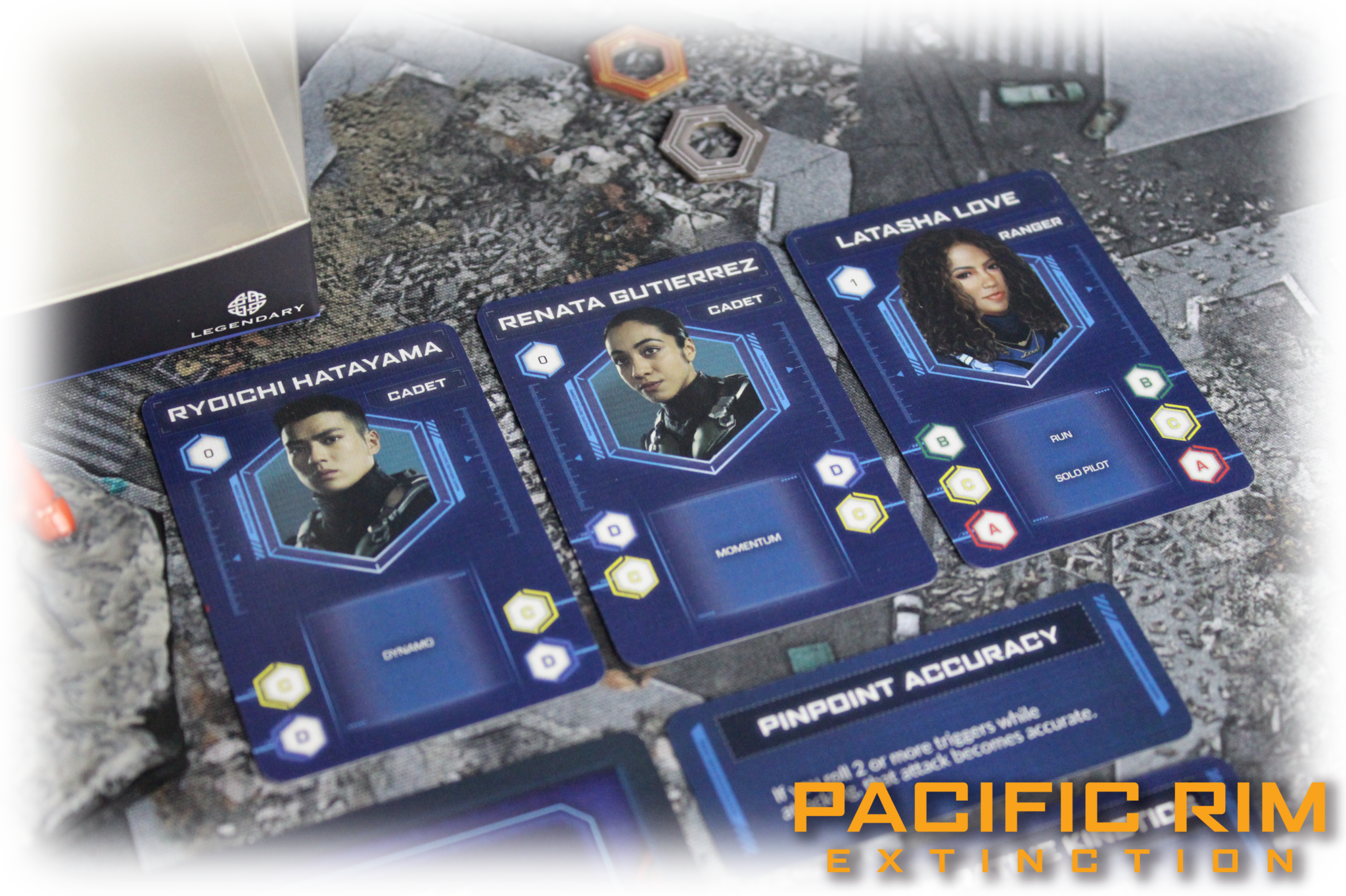 Pacific Rim Extinction by River Horse Games