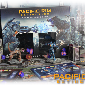 Pacific Rim Extinction by River Horse Games