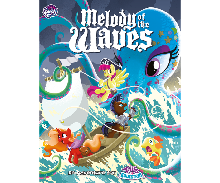 Tails of Equestria: Melody of the Waves by River Horse