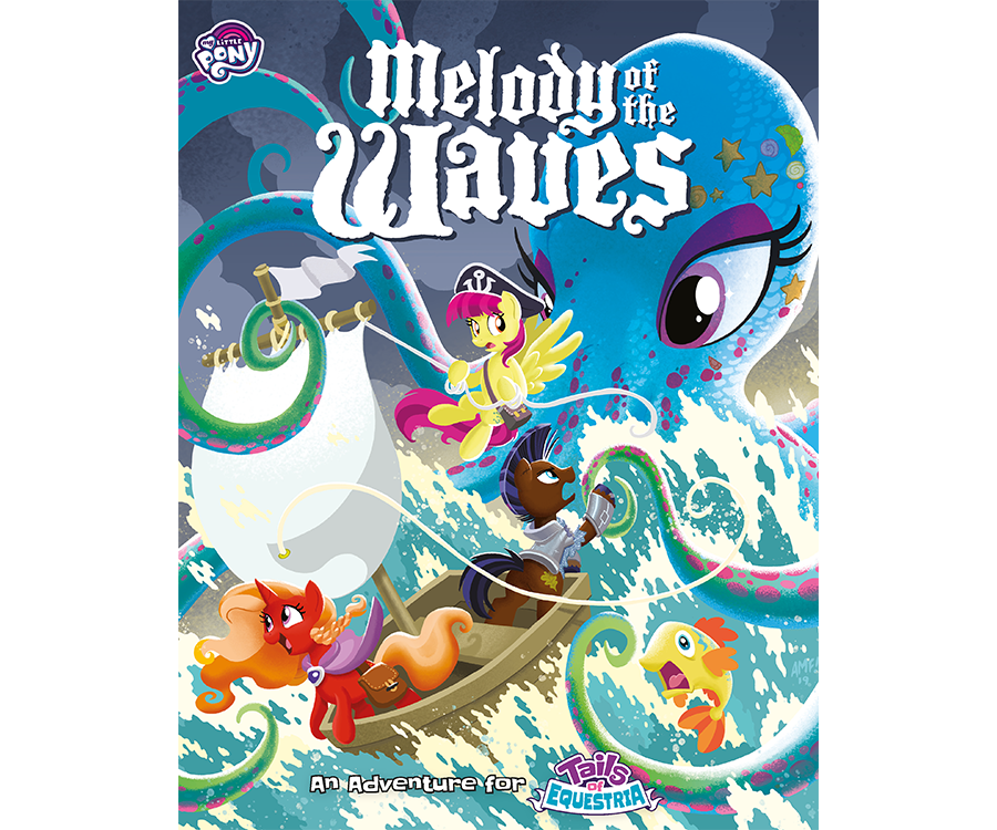 Melody of the Waves: Tails of Equestria MLP RPG -  ALC Studios